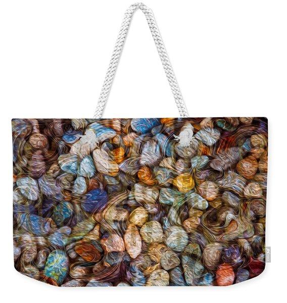 Stoned Stones Weekender Tote Bag
