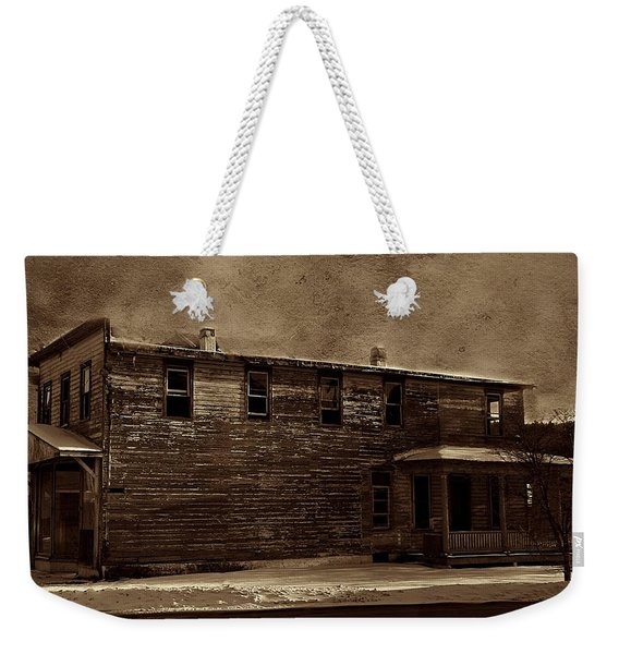 Storm Of 1888 Weekender Tote Bag
