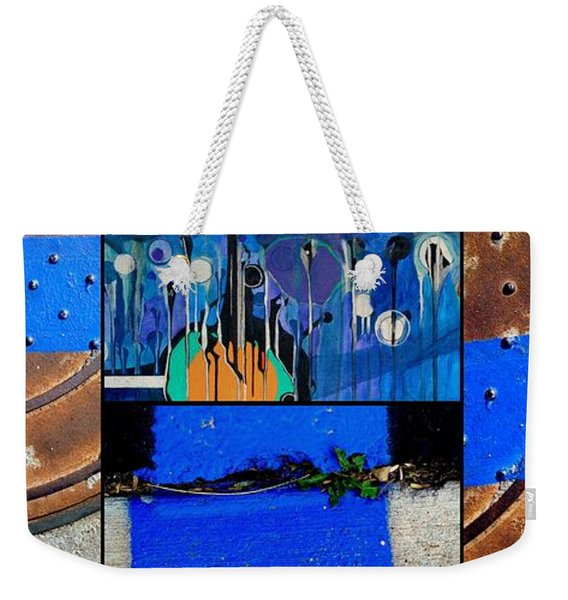 Storm Shudders Weekender Tote Bag