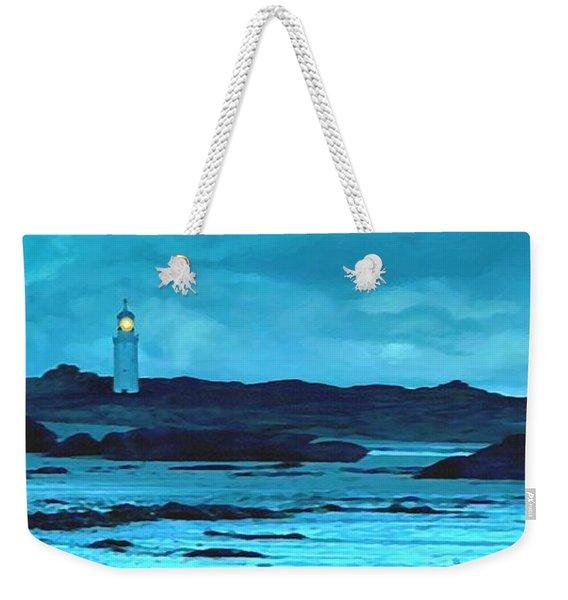Storm's Brewing Weekender Tote Bag
