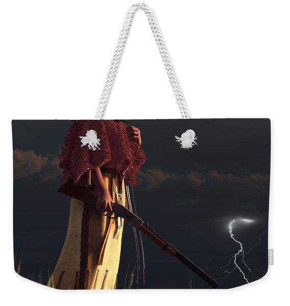 Stormwatcher Weekender Tote Bag