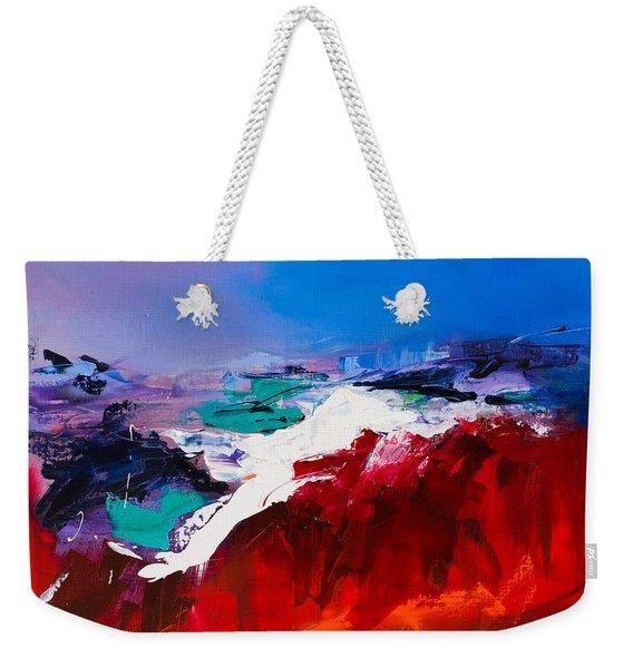 Storytime    Weekender Tote Bag