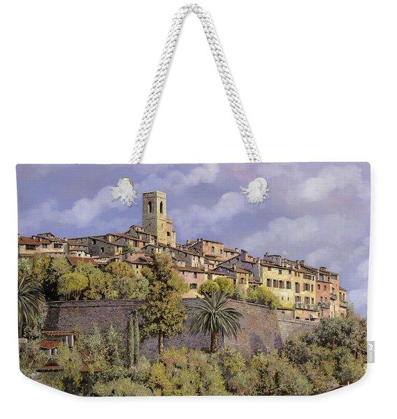 St.paul De Vence Weekender Tote Bag