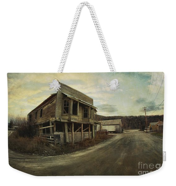 Straits Auction House Weekender Tote Bag