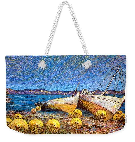 Stranded - Bar Road Weekender Tote Bag