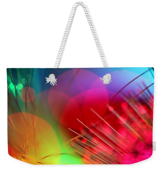 Strange Days Weekender Tote Bag