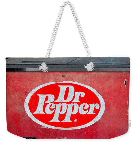 Street Cooler Weekender Tote Bag