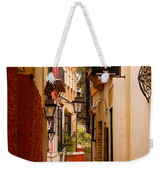 Streets Of Seville  Weekender Tote Bag