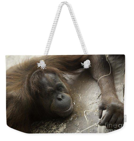 String Theory I Weekender Tote Bag