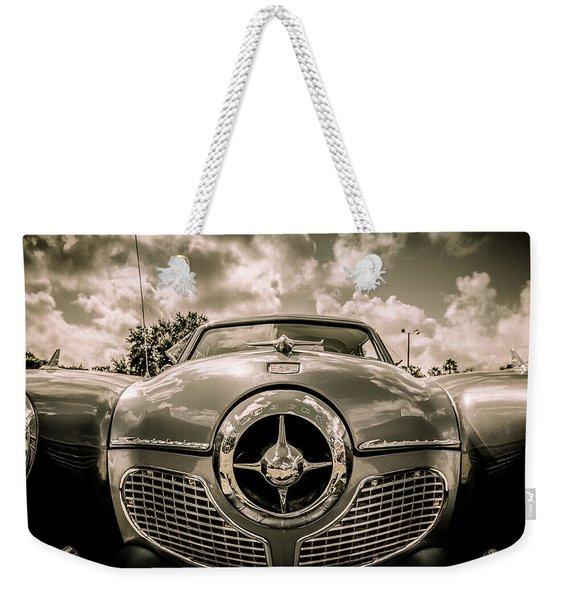 Studebaker Weekender Tote Bag