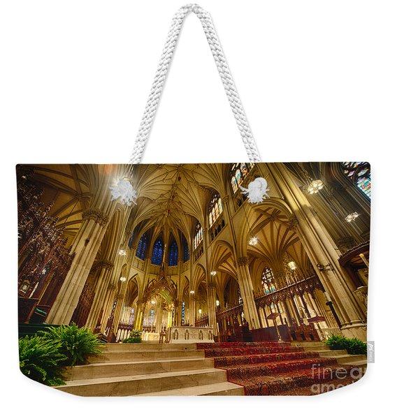 Stunning St Patricks  Weekender Tote Bag