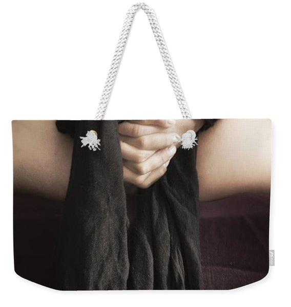 Submision Weekender Tote Bag