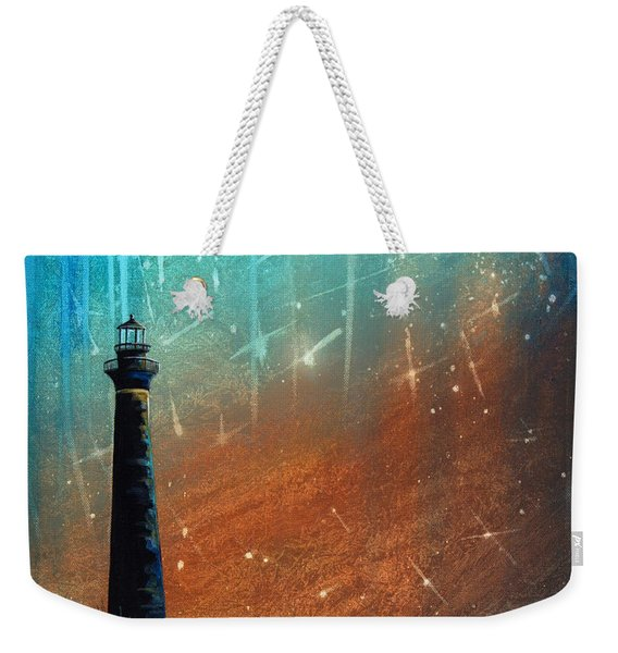 Such A Night As This Weekender Tote Bag
