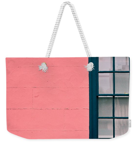 Suffolk Pink Weekender Tote Bag