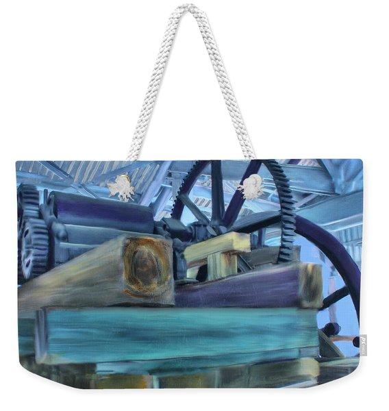Sugar Mill Gizmo Weekender Tote Bag
