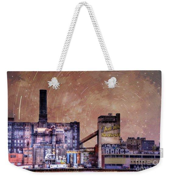 Sugar Shack Weekender Tote Bag