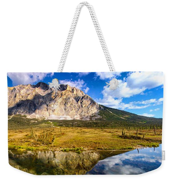 Sukakpak Reflection Weekender Tote Bag
