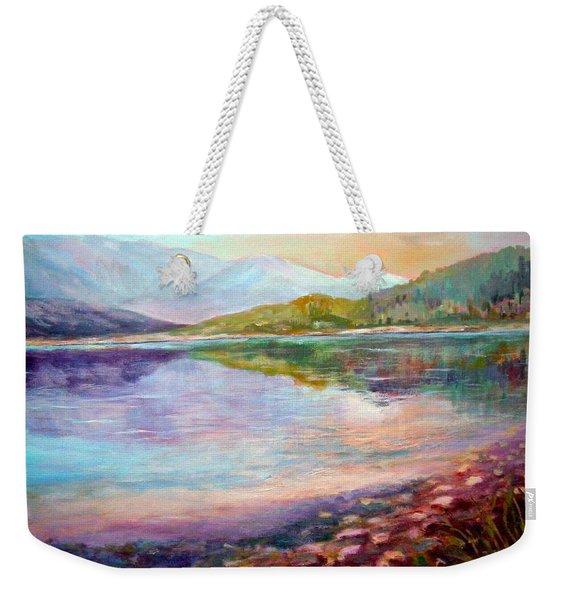 Summer Afternoon Weekender Tote Bag