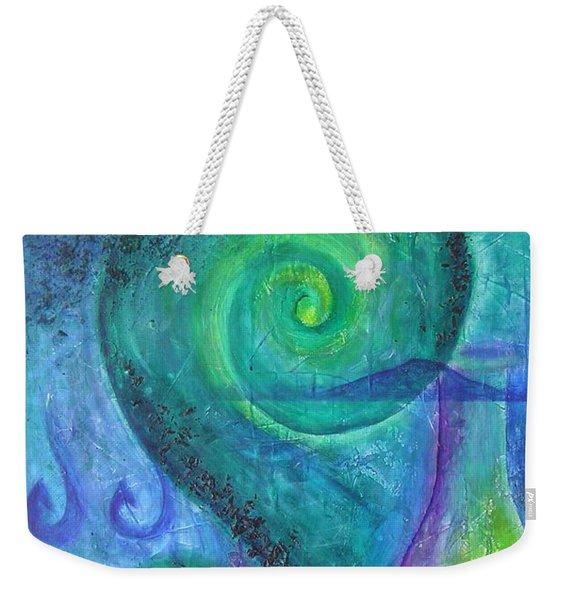 Summer Aotearoa Weekender Tote Bag