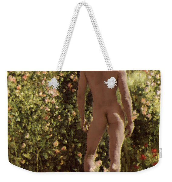 Summer Day In The Garden   Weekender Tote Bag