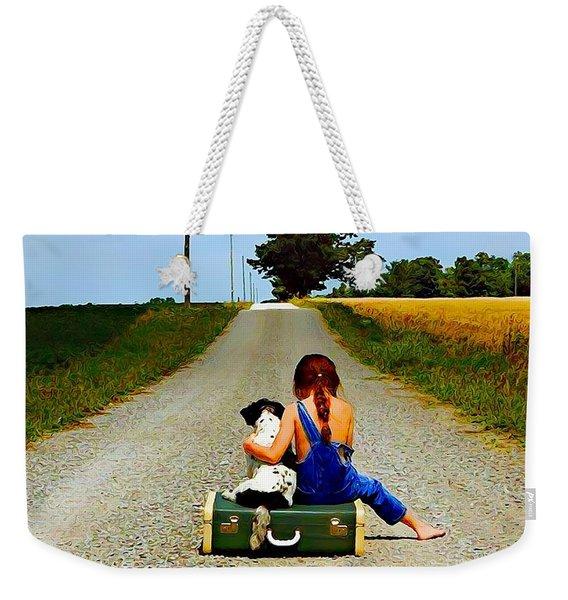 Summer Daze Weekender Tote Bag
