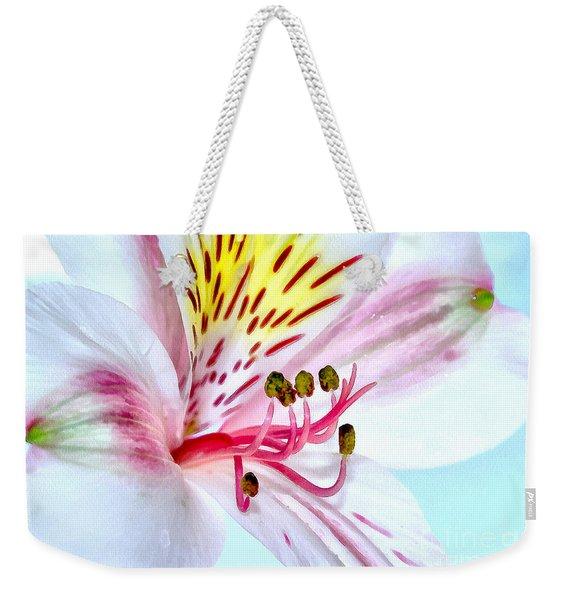 Summer Essence Weekender Tote Bag