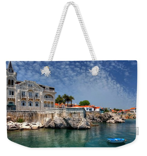 Summer In Cascais Weekender Tote Bag