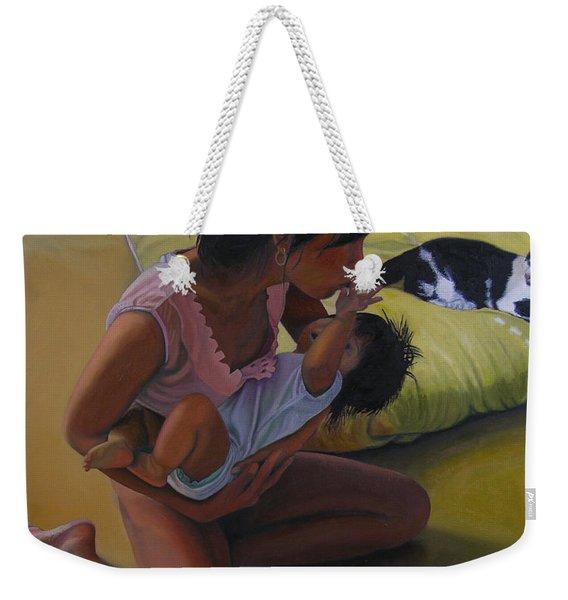 Summer Morning Cabot Arkansas Weekender Tote Bag