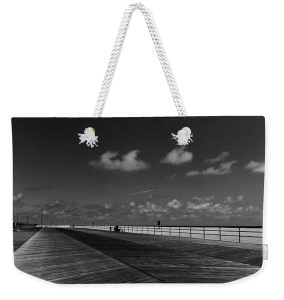 Summer Noir Weekender Tote Bag