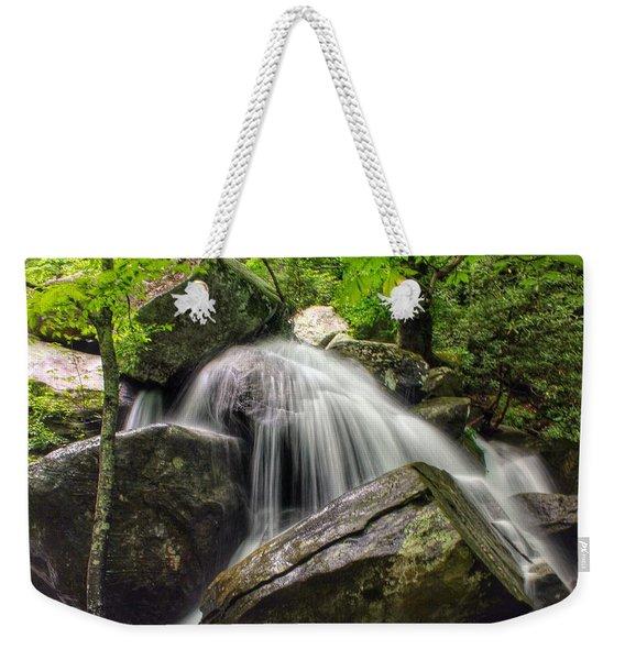Summer On The Rocks Weekender Tote Bag
