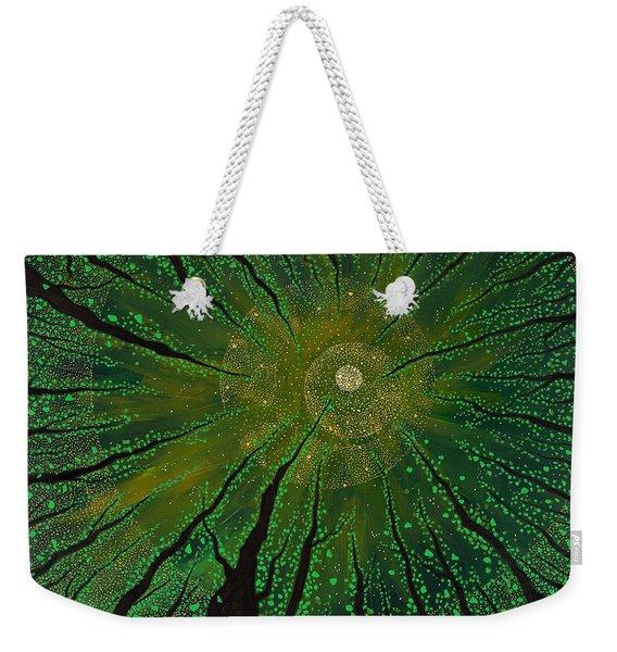 Summer Shudder Weekender Tote Bag