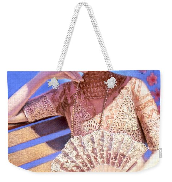 Summer Time Weekender Tote Bag