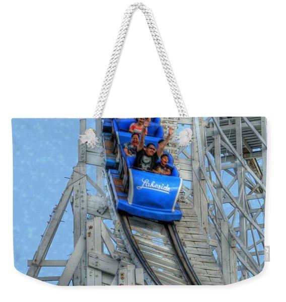 Summer Time Thriller Weekender Tote Bag