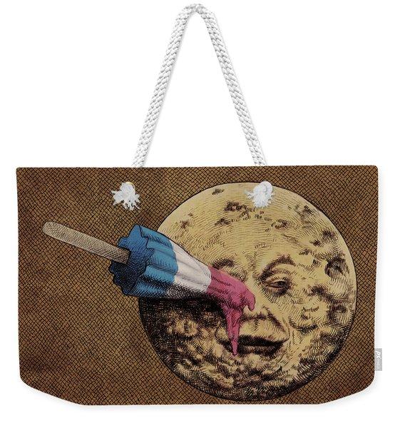 Summer Voyage  Weekender Tote Bag