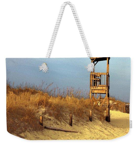 Summer's Over Weekender Tote Bag