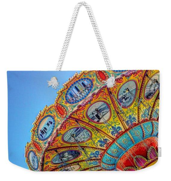 Summertime Classic Weekender Tote Bag
