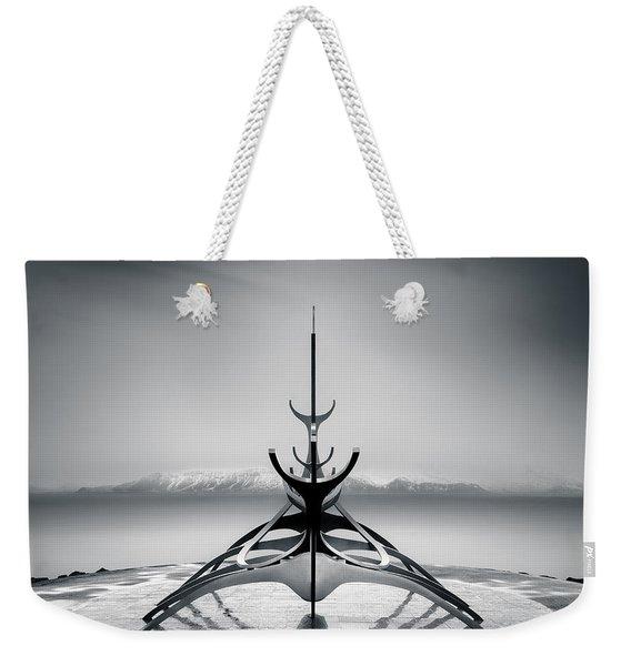 Sun Voyager Weekender Tote Bag