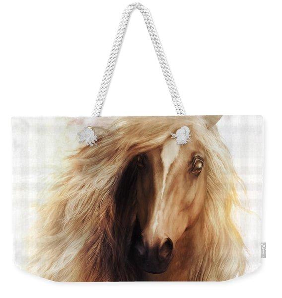 Sundance Horse Portrait Weekender Tote Bag