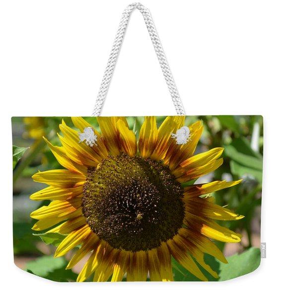 Sunflower Glory Weekender Tote Bag