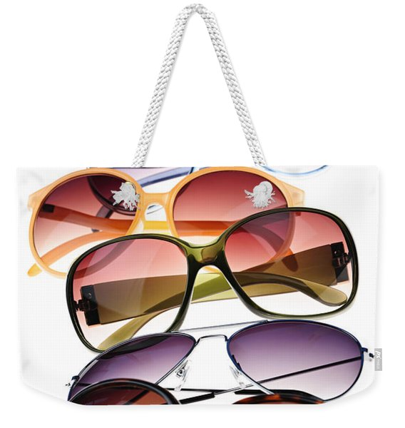 Sunglasses Weekender Tote Bag