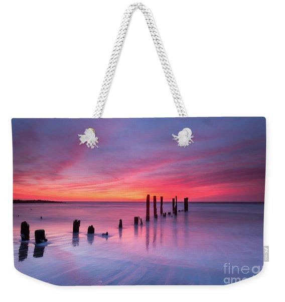 Sunrise At Deal Nj Weekender Tote Bag