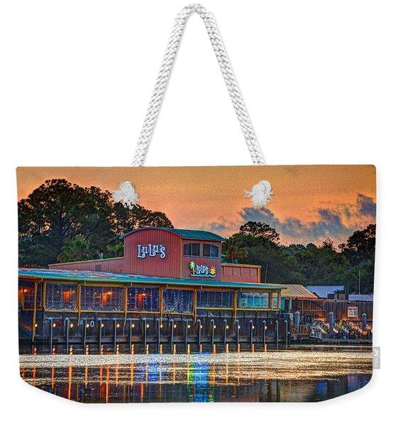 Sunrise At Lulu's Weekender Tote Bag