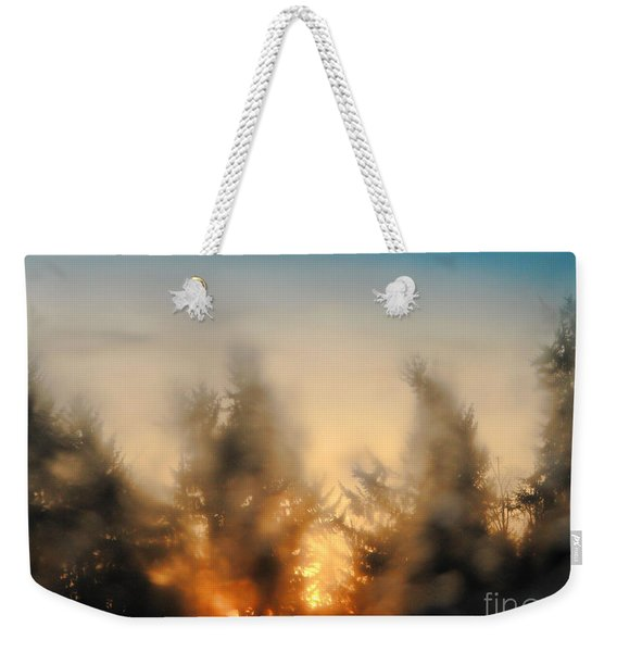 Sunrise Dream Weekender Tote Bag