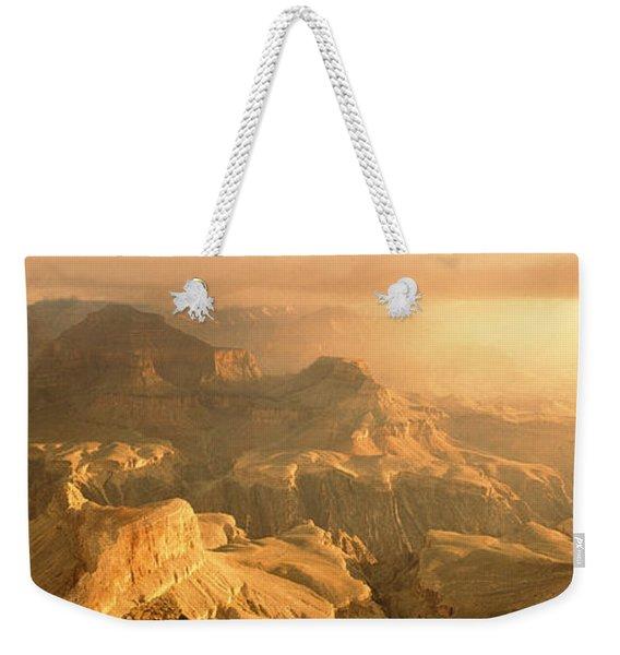 Sunrise Hopi Point Grand Canyon Weekender Tote Bag