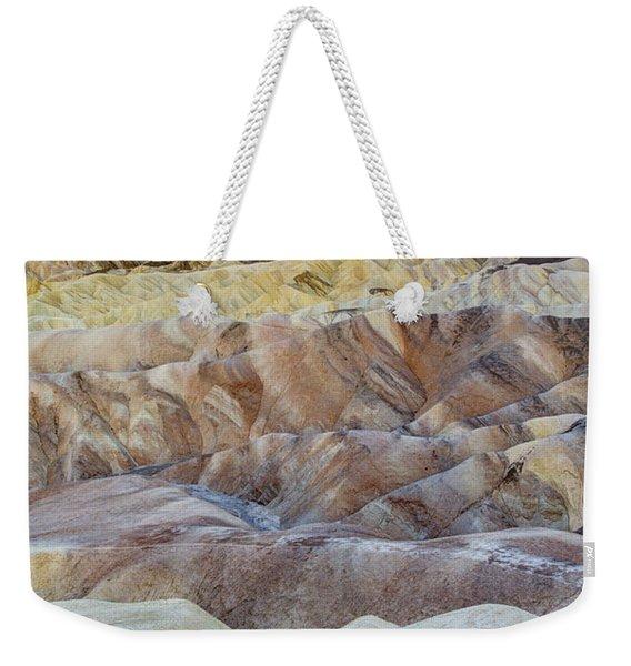 Sunrise In Death Valley Weekender Tote Bag