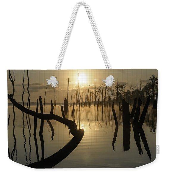 Sunrise Over Manasquan Reservoir II Weekender Tote Bag