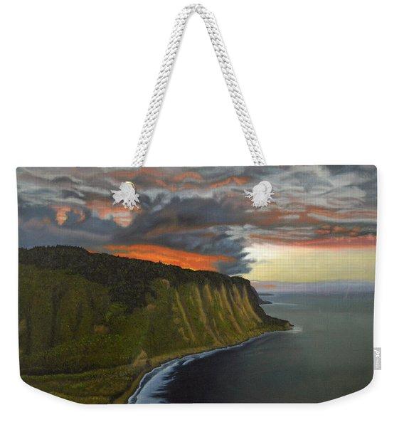 Sunset In Paradise Weekender Tote Bag