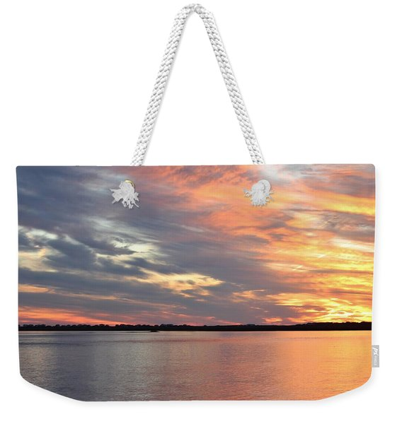 Sunset Magic Weekender Tote Bag