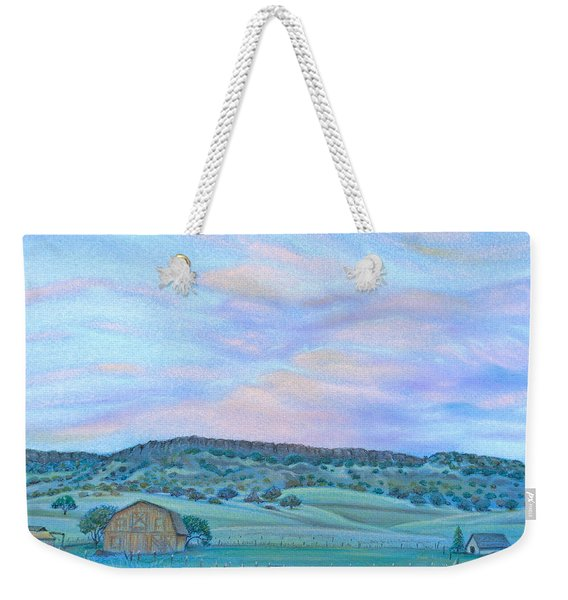 Sunset Over Table Mountain Weekender Tote Bag