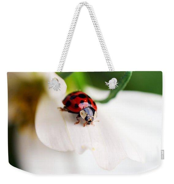 Sunshine And Petal Rest Weekender Tote Bag